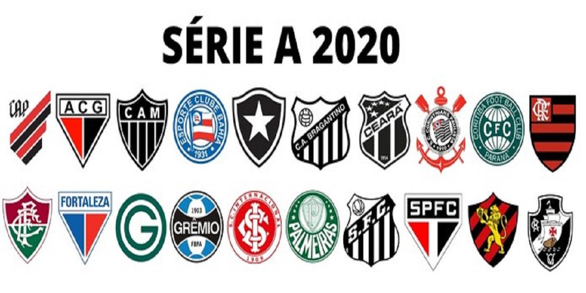 Classificação campeonato brasileiro serie a 2020