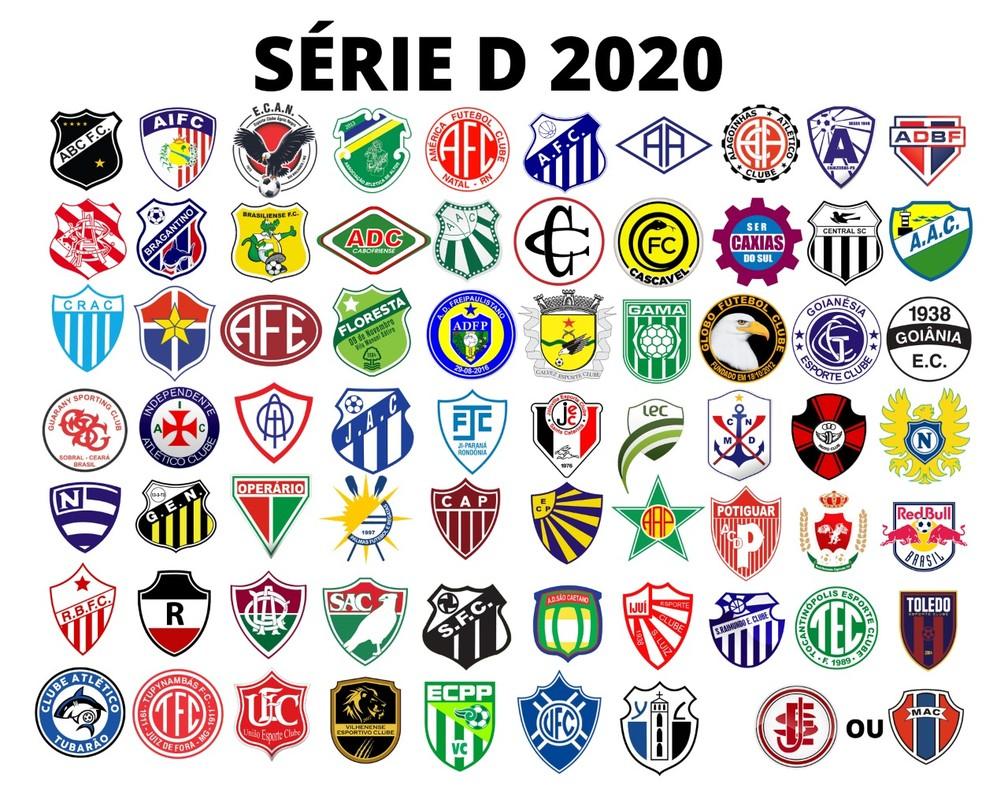Tabela de jogos do brasileirão 2020