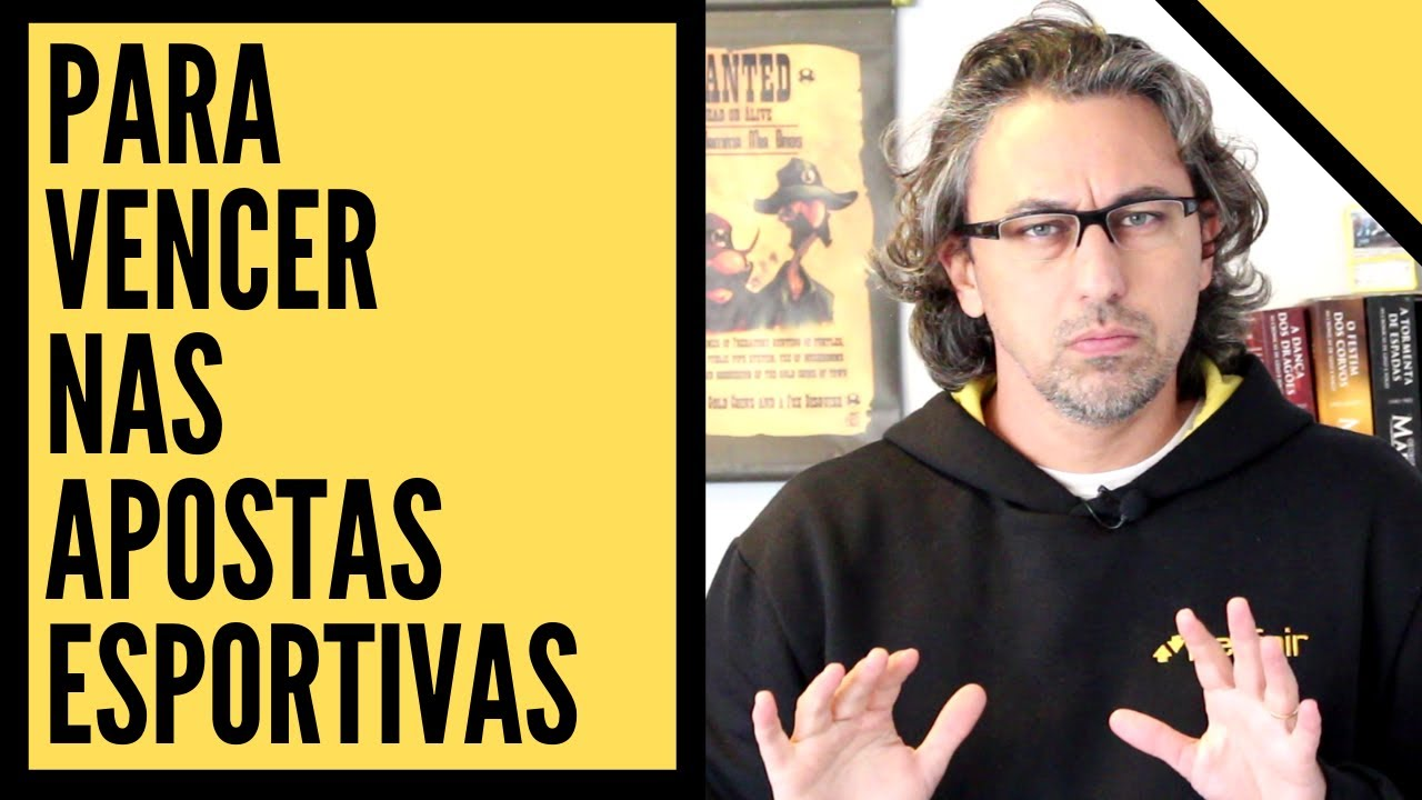 foto do video sobre vencer nas apostas esportivas