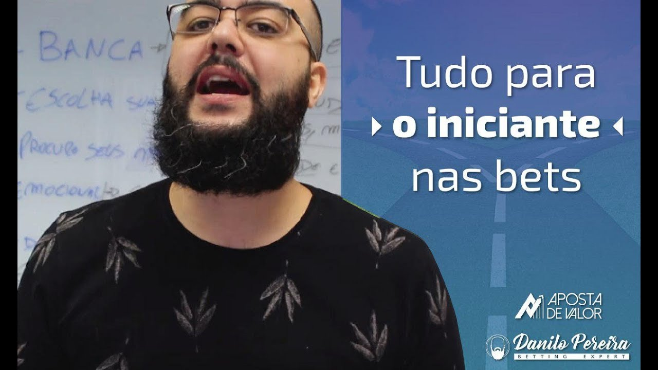 foto do video | tudo para o iniciante nas apostas esportivas